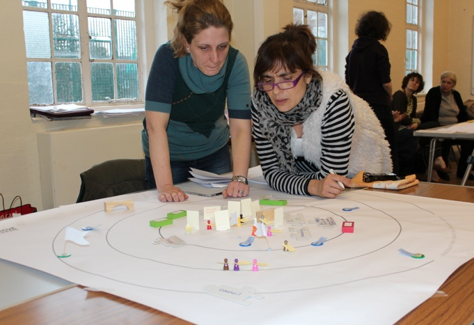Asset Mapping workshop - Goldsmiths Community Centre
