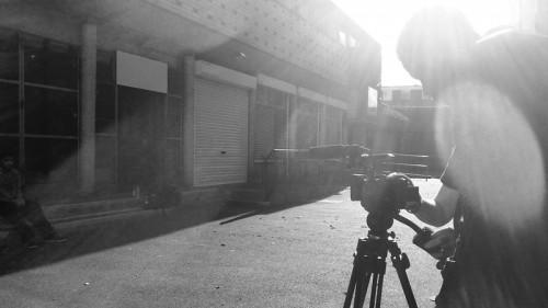 Filming, Summer 2013